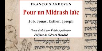 """""""Pour un Midrash laïc"""" paru aux éditions Imago."""